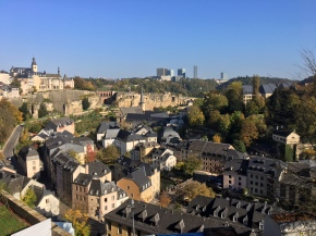 A Houstonian's Guide: Luxembourg in 24Hours