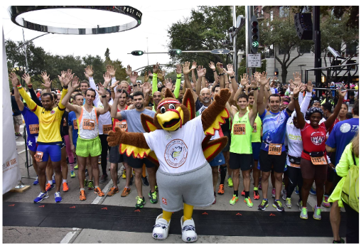 houston turkey trot 2017