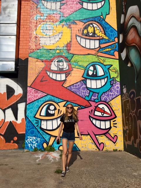HUE Mural Fest 2017 Gonzo