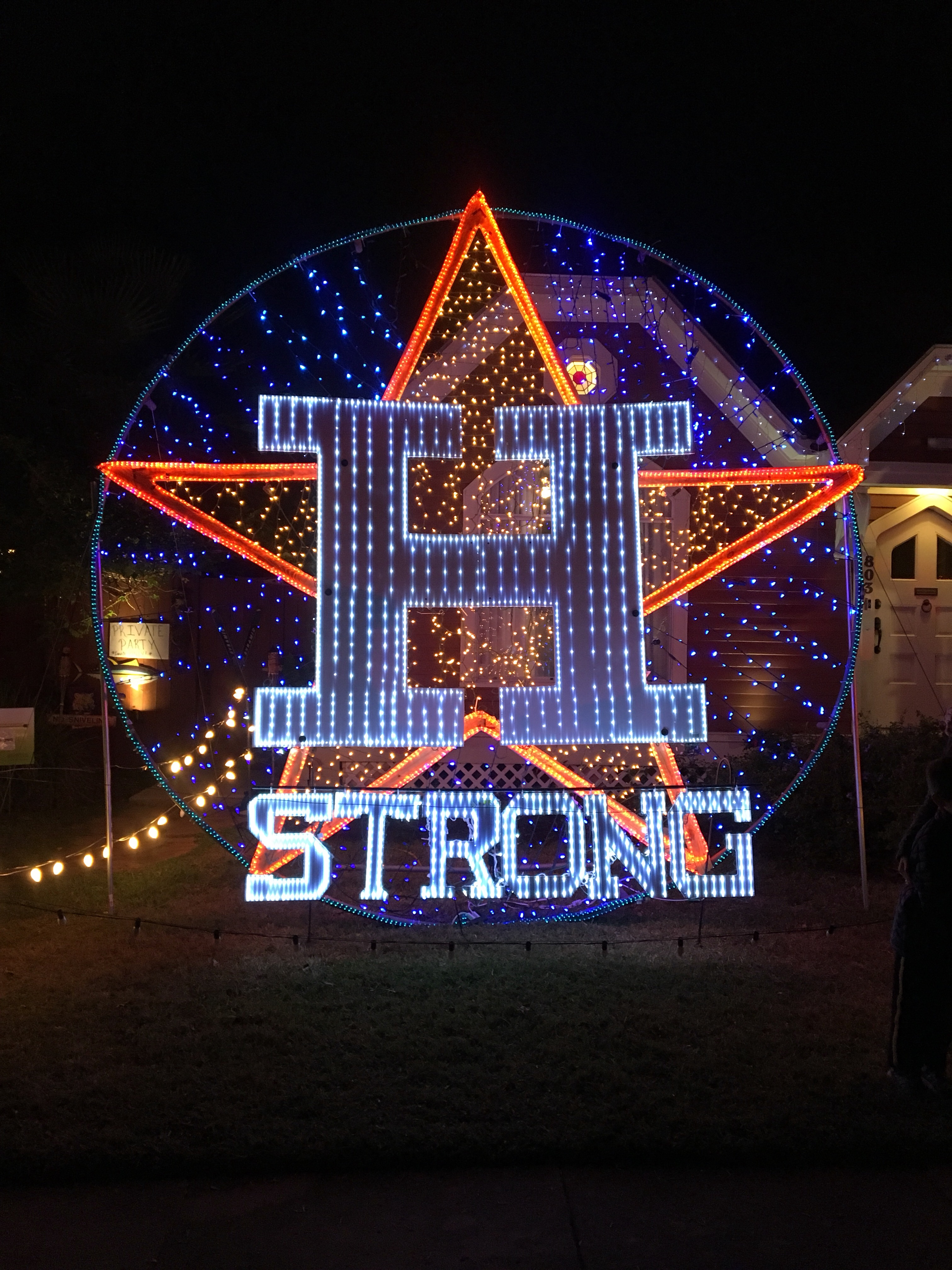 Top 5 Places for Houston Christmas Lights