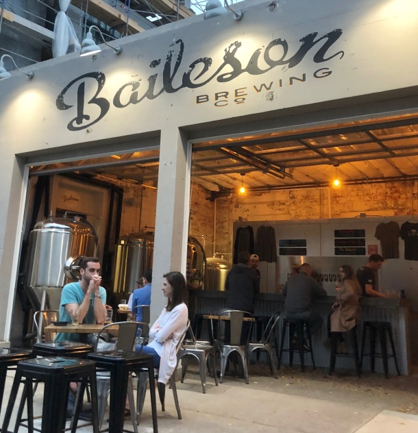 baileson brewing