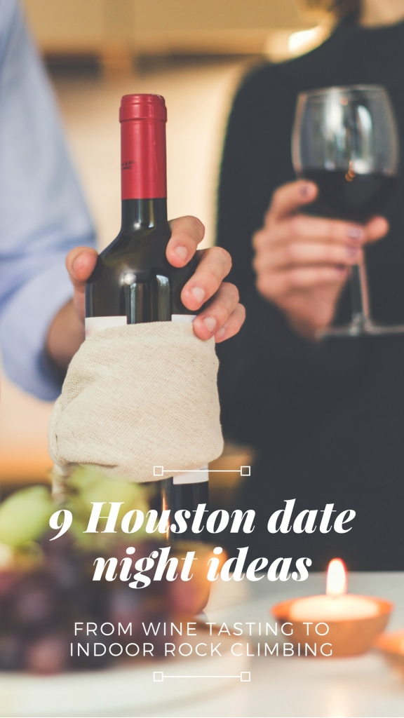 9 Houston date night ideas // itsnothouitsme.com