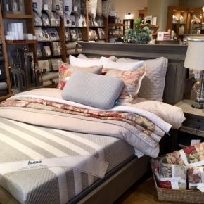 Find Your Best Night's Sleep on a Leesa Mattress at a Houston PotteryBarn