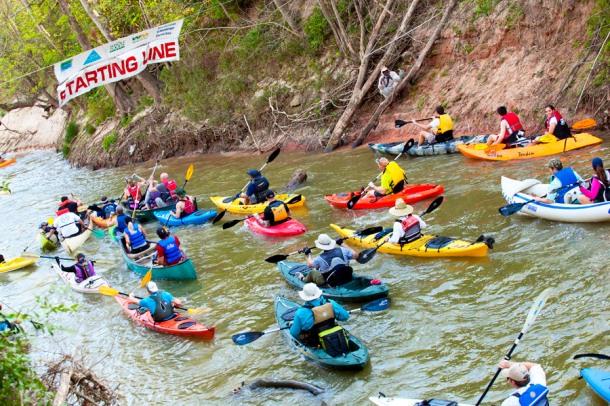 Buffalo Bayou Partnership Regatta