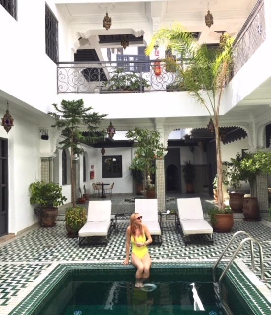 rodamon hostel marrekech pool