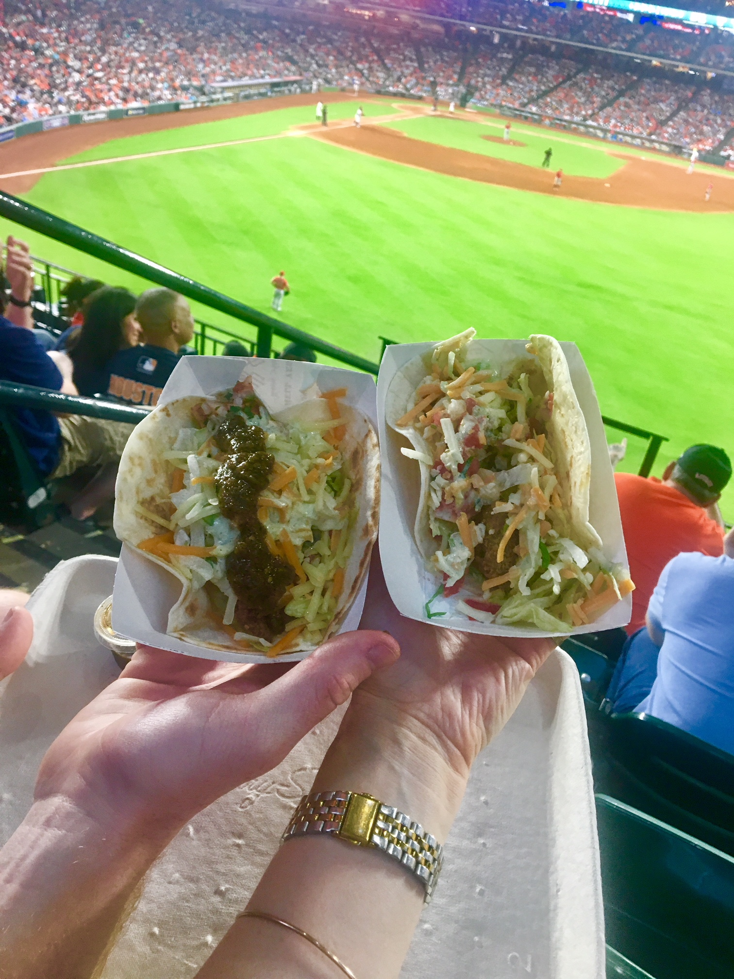 Torchys Minute Maid Park Its Not Hou Its Me Houston Lifestyle