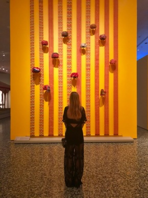 MFAH: A Sneak Peek into the Peacock in theDesert