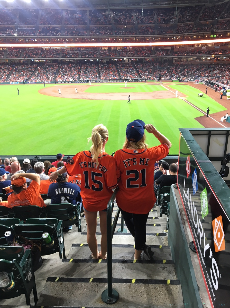 Houston Astros Minute Maid Park Its Not Hou Its Me Houston