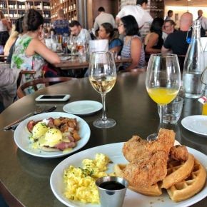 But First, Let's Brunch ata'Bouzy