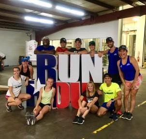 running club beginners houston eureka heights