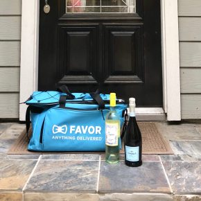 Need Beer or Wine? Favor's Got YouCovered