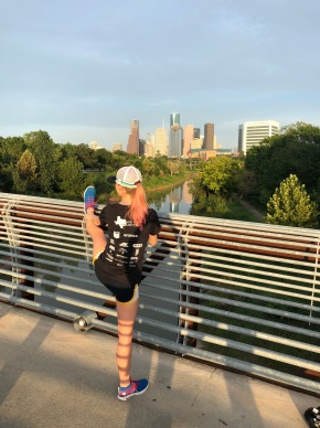 Training for the Houston Marathon with Runcoach