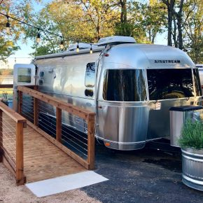 A Houstonian's Guide: Glamping in Bastrop