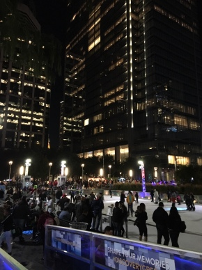 5 Reasons to Skate at the ICE at DiscoveryGreen