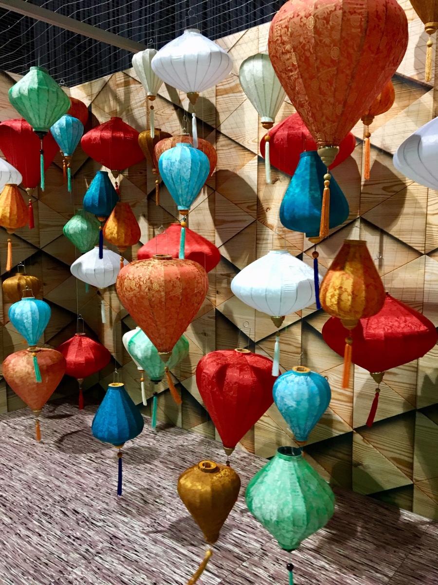 TFTI Houston Photo Lanterns