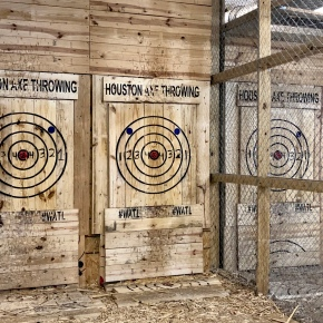 What to Know Before You Go to Houston AxeThrowing