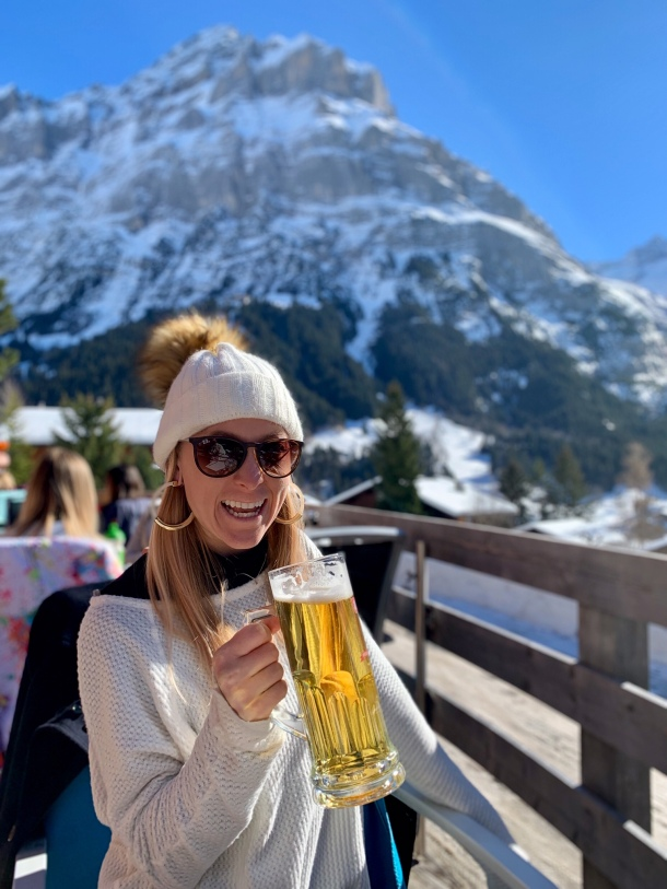 apres ski grindewald switzerland