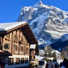 A Houstonian's Guide: 24 Hours in Grindewald,Switzerland