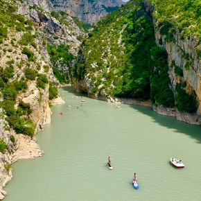 """48 Hours in Gorges du Verdon — Exploring the """"Grand Canyon"""" ofFrance"""